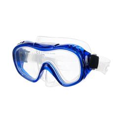 Tecno Pro Taucherbrille Kinder-Tauch-Maske M5 blau