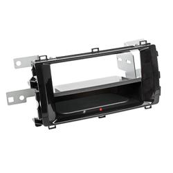 2-DIN RB Inbay® Toyota Auris 2013 > Klavierlack / schwarz
