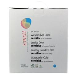 SONETT Waschmittel COLOR sensitiv 10 kg Pulver