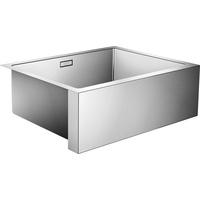 Blanco Cronos XL 6-IF edelstahl seidenmatt + Excenterbetätigung + InFino