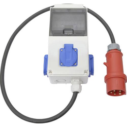 Kalthoff 725500 Mobiler Stromzähler digital MID-konform: Ja 1St.