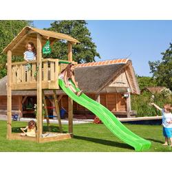 Jungle Gym Spielturm Jungle Shelter, BxTxH: 180x400x290 cm
