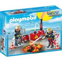 Playmobil City Action Brandeinsatz mit Löschpumpe (5397)
