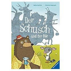 Der Schusch und der Bär. Charlotte Habersack  - Buch