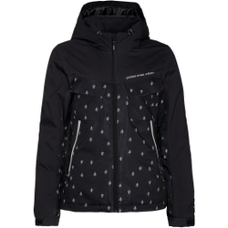 Protest - Bite Snowjacket W True Black - Skijacken - Größe: L