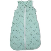 STERNTALER Sterntaler® Musselin-Schlafsack Ben, (1 tlg), Sommerschlafsack aus Stoff 1,00 TOG 70 cm