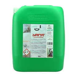 SANIT Armaturen Glanz (Armaturen Blitz) 10 Liter