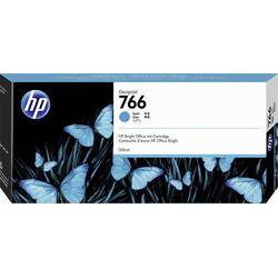 HP Tintenpatrone 766 Original Cyan P2V89A