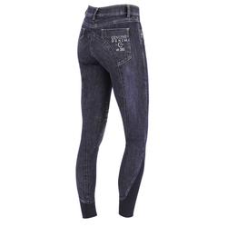 Covalliero Jeans Reithose Genuine Denim, Gr. 40