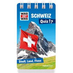 WIW Quizblock. Schweiz Quiz!?