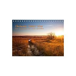Hochmoor Hohes Venn (Tischkalender 2021 DIN A5 quer)