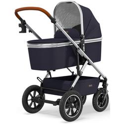 Moon Kombi-Kinderwagen Nuova Air, ; Kinderwagen blau
