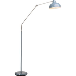 Shelley 94859/03 Stehlampe E27 42W Blau