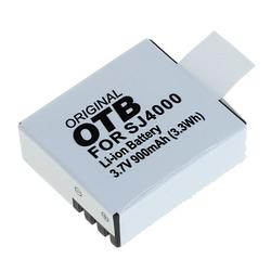 Akku für Evolveo Sportcam A8, W7, W8, Qumox SJ4000, SJCAM M10, SJ4000, SJ5000...