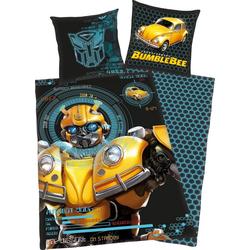 Kinderbettwäsche Bumblebee, Transformers, mit coolem Motiv