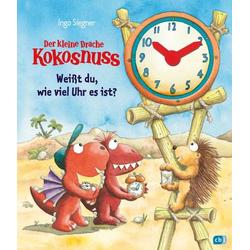 DKN Kokosnuss Uhrenbuch