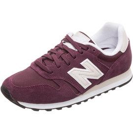 NEW BALANCE WL373 bordeaux-cream/ white, 37.5