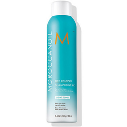 MoroccanOil Dry Shampoo Light Tones 205ml
