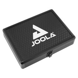 Joola Tischtennisschläger Alukoffer für 2 Tischtennisschläger + 3 Bälle