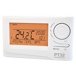 Digitales intelligentes Raumthermostat PT32 mit großem Display