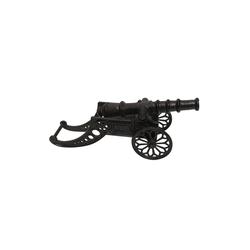 HTI-Line Dekofigur Kanone Siena (1 Stück), Dekokanone