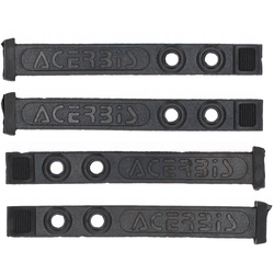 Acerbis Elba Montagebanden, zwart, Eén maat