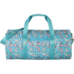 travelite Reisetasche Lil' Ledy blau Handgepäck-Taschen Handgepäck Reisegepäck Taschen Unisex