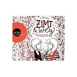 Zimt-Trilogie - 1 - Zimt und weg - Hörbuch