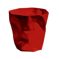 Klein & More Papierkorb Klein und More Abfalleimer Bin Bin rot