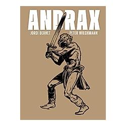 Andrax. Peter Wiechmann  - Buch