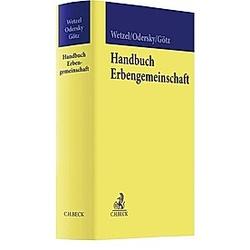 Handbuch Erbengemeinschaft - Buch