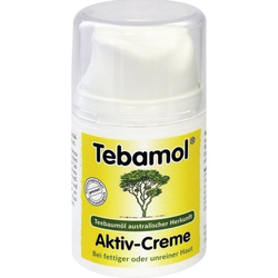 Teebaumöl Aktiv-Creme