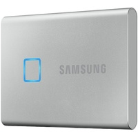 Samsung Portable T7 Touch 500GB USB 3.2 silber (MU-PC500S/WW)
