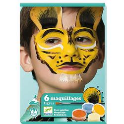 Kinderschminke-Set Tiger