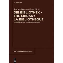 Die Bibliothek - The Library - La Bibliothèque: eBook von