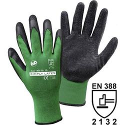 L+D SIMPLY Latex 1490-8 Latex Arbeitshandschuh Größe (Handschuhe): 8 EN 388 , EN ISO 13997:1999 CA