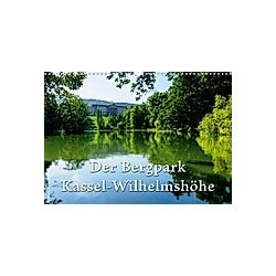Der Bergpark Kassel-Wilhelmshöhe (Wandkalender 2021 DIN A3 quer)