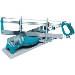 Gehrungssäge PERFEKT III Blatt-L.550mm Schnitt-H.120mm Tisch-L.400mm