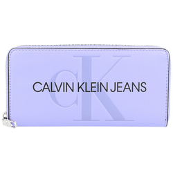 Calvin Klein Portfel 19 cm palma lilac