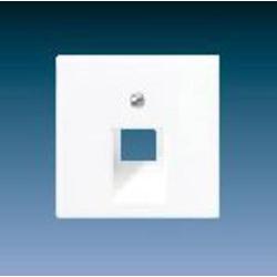 Jung 1fach Abdeckung Abdeckung Creme-Weiß A569-1PLUA