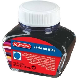Tinte im Glas 30ml königsblau