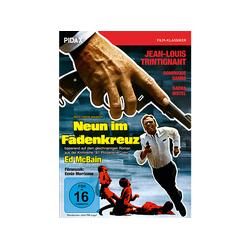 Neun im Fadenkreuz DVD
