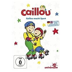 Caillou - Caillou macht Sport - DVD  Filme