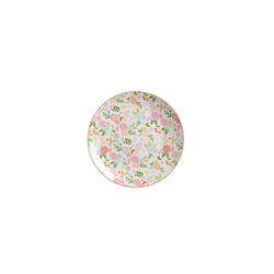 Ritzenhoff & Breker / Flirt Teller flach Sweet Flirt in bunt/weiß, 27 cm