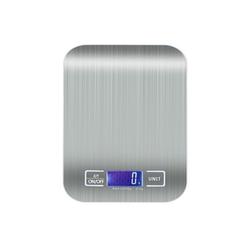 Gotui Küchenwaage, Küchenwaage Gewicht Gramm,Digitale Küchen-Lebensmittelwaage,Tragbar Elektronische Waage,10kg/1g