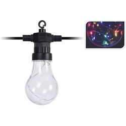 Koopmann Lichterkette Lichterkette, 10 Birnen, L5 m