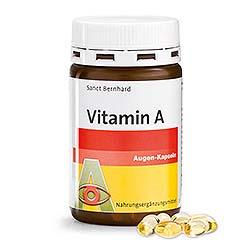 Vitamin-A-Augen-Kapseln