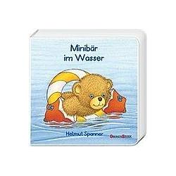 Minibär im Wasser. Helmut Spanner  - Buch