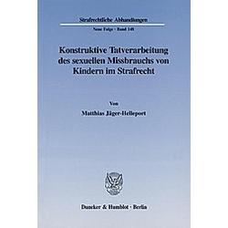 Matthias Jäger-Helleport  - Buch