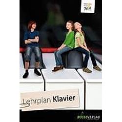 Lehrplan Klavier - Buch